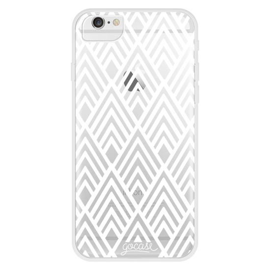 White Diamonds Phone Case
