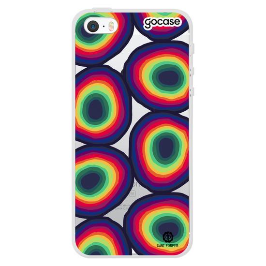 Capinha para celular Wood Color