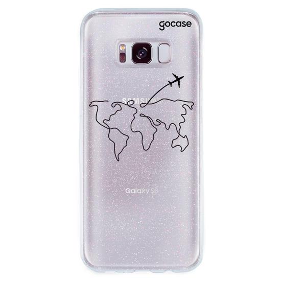 Capinha para celular World Travel