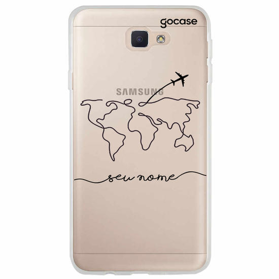 Capinha para celular World Travel