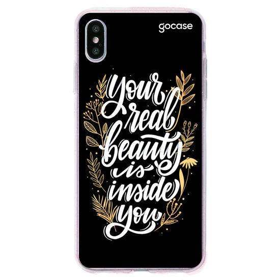 Capinha para celular Your Beauty