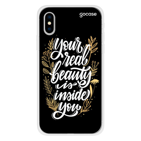 Capinha para celular Your Beauty