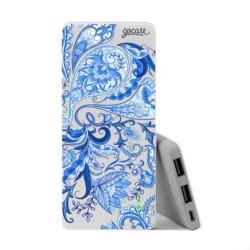 Power Bank Slim Portable Charger (5000mAh)  - Arabesque