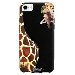 Black Case  Giraffe Phone Case