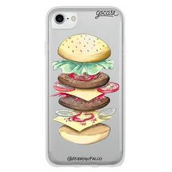Capinha para celular Making Burger