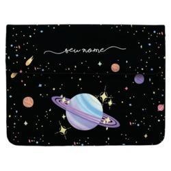 Capa para Notebook - Planetinhas Manuscrita