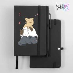 Sketchbook Black - Cuteness