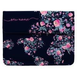 Capa para Notebook - Mundi Floral Manuscrita