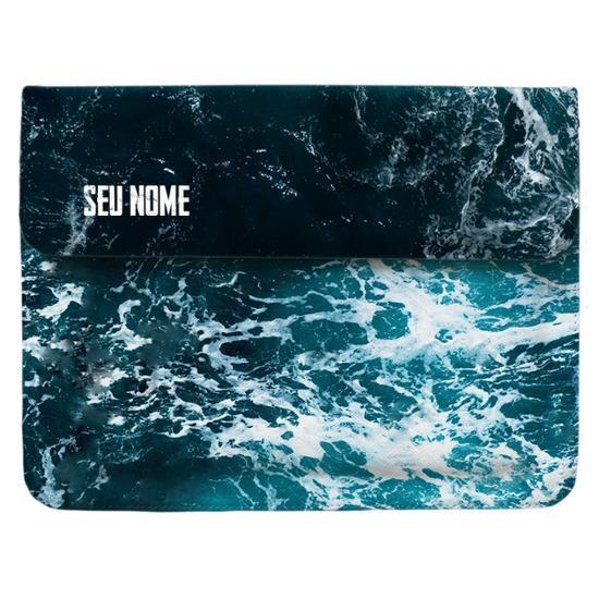 Capa para Notebook - Ondas do Oceano