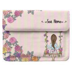Capa para Notebook - BFF - Floral - Morena