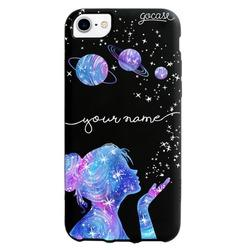 Black Case - Stardust handwritten Phone Case