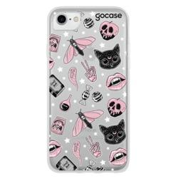 Halloween Stickers Phone Case