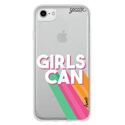 Girls Can Phone Case