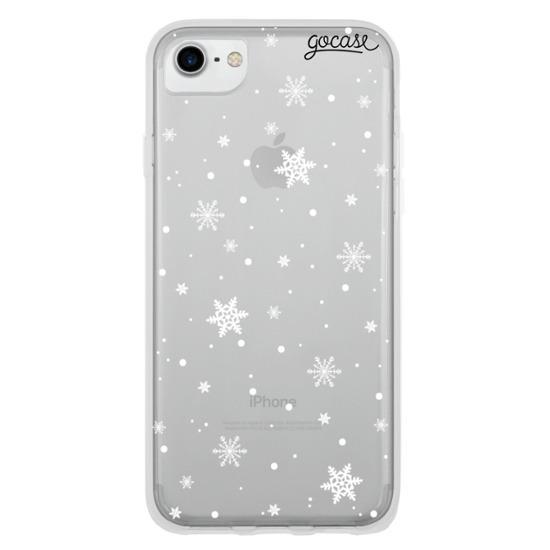 Snow Flakes Phone Case