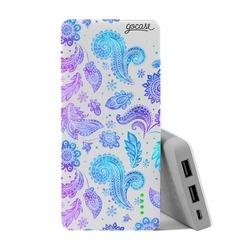 Carregador Portátil Power Bank (10000mAh)  - Purple