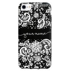 Black Case Lace  Phone Case