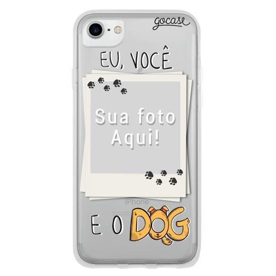 Capinha para celular Picture - Eu, Você e o Dog