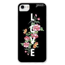 Capinha para celular Amor em Flor