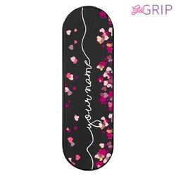 Gogrip - Black Gogrip - Hearts Handwritten