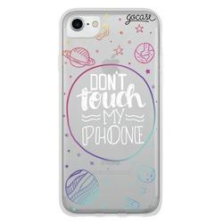 Cover Dont' Touch my Phone