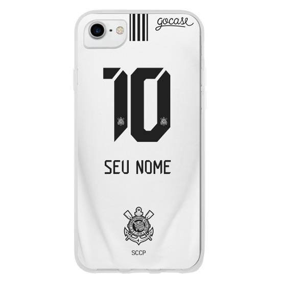 Capinha para celular Corinthians- Uniforme 1