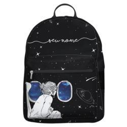 Mochila Gocase Bag - Passageira Espacial Manuscrita