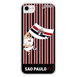Capinha para celular São Paulo - Mascote