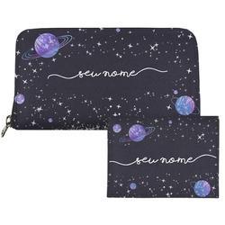 Carteira Gocase Personalizada - Poeira das Estrelas Manuscrita