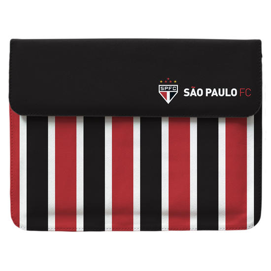 Capa para Notebook - São Paulo - Listras