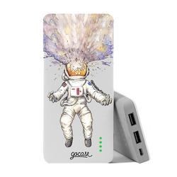 Carregador Portátil Power Bank (10000mAh) - Astronauta