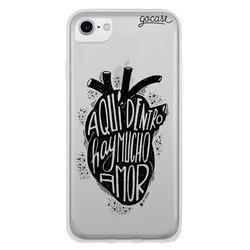 Capinha para celular Mucho Amor