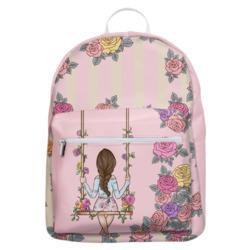 Mochila Gocase Bag - BFF - Floral (Morena)