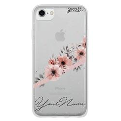 Arrangement Rose Clean Customizable Phone Case