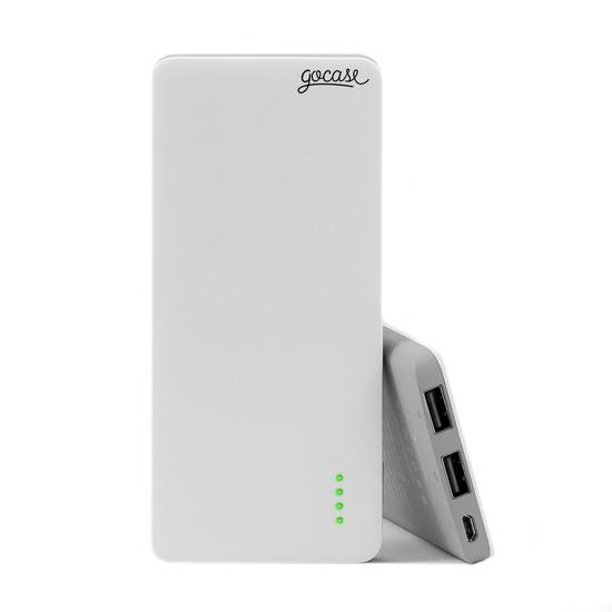 Carregador Portátil Power Bank Slim (5000mAh) - Iniciais Fancy