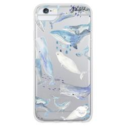 Blue whales Phone Case