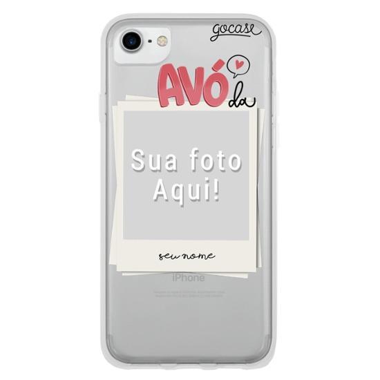 Capinha para celular Picture - Sou Avó