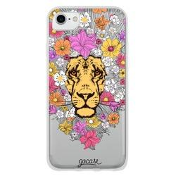 Cover Flower Lion