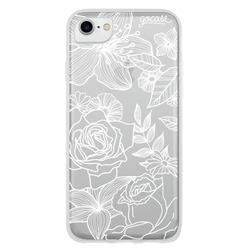 Cover Floral White