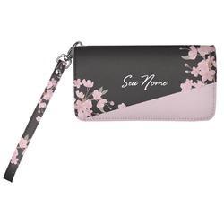 Carteira Soho Personalizada - Classical Rosé Black