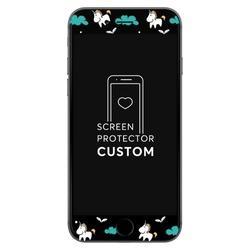 Unicorn Black Screen Protector - Tempered Glass