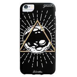 Capinha para celular Black Case - Lua Delta Color Black