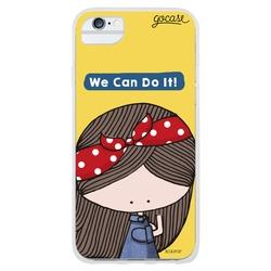 Capinha para celular We Can Do It