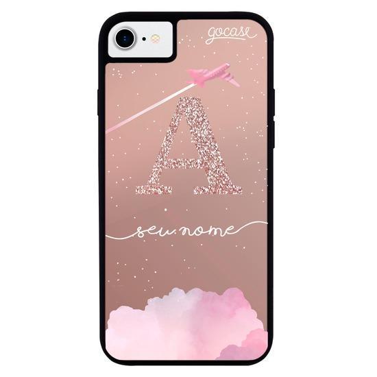 Capinha para celular Metallic Cobre - Sweet Travel Glitter