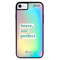 Capinha para celular Prime Holo - Brave By Bruna Vieira