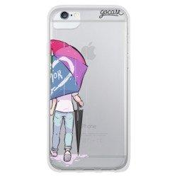 Capinha para celular Chuva de Amor (Direita)