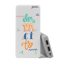 Carregador Portátil Power Bank (10000mAh)  - Despacito