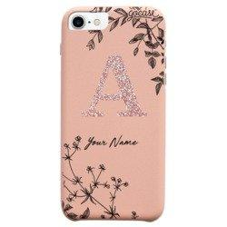 Royal Rose - Branches Rose Glitter Phone Case
