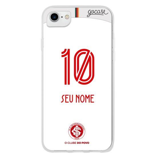 Capinha para celular Internacional - Uniforme 2 - 2019 - Personalizado