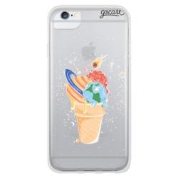 Ice cream planet Phone Case
