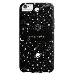 Black Case - Draw Universe Handwritten Phone Case